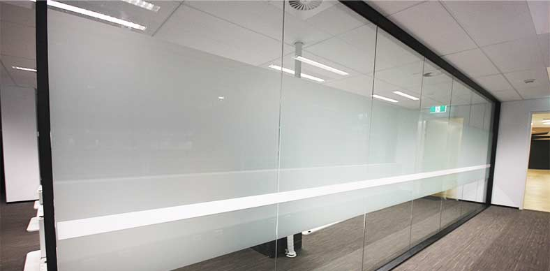 Glass Manifestation Film Macquarie Park Sydney
