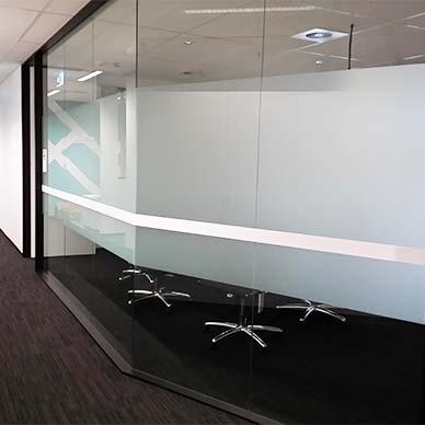 glass safety strip hearing hub macquarie uni