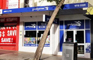 front-shop-signanage-for-Good-Games-in-Sydney