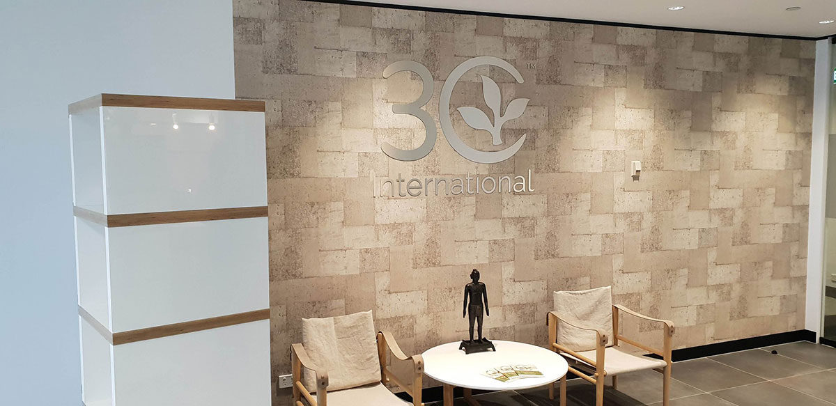The Stand-Out Welcome: 3D Reception Signage