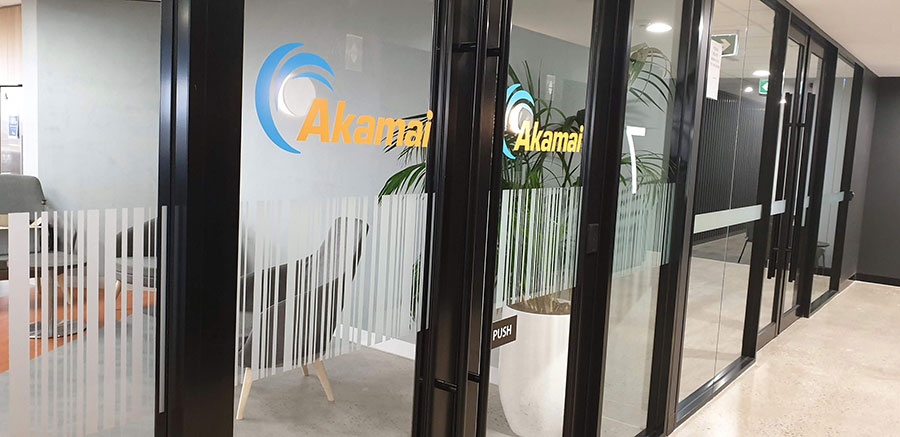 window-decal-akamai-logo-sydney