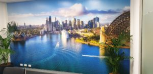 wall-signage-sydney-harbour-view